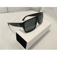 Солнцезащитные очки Polo Ralph Lauren чёрные P2520