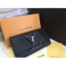 Кожаный кошелек Louis Vuitton 0512