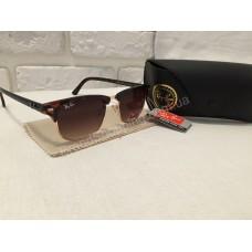 Солнцезащитные очки  Ray Ban коричневые 01497