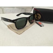 Солнцезащитные очки Ray Ban черные 01495