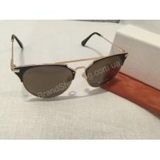 Солнцезащитные очки Dior коричневые 0154