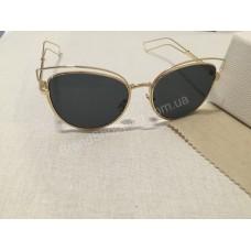 Солнцезащитные очки Dior  чёрные 0150