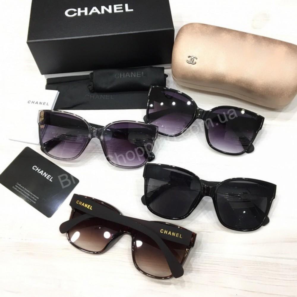 Очки Chanel Lux в полном комплекте арт 21477
