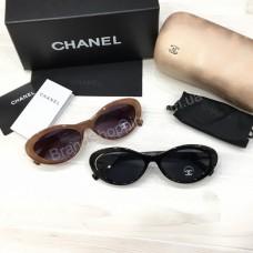 Очки Chanel Lux женские в полном комплекте арт 21479