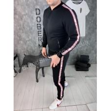 Мужской спортивный костюм Givenchy реплика арт G- 1107