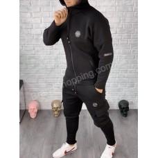 Мужской спортивный костюм Philipp Plein doomsdey арт PP0861