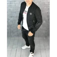 Стильная куртка плащевка Philipp Plein арт PP1050