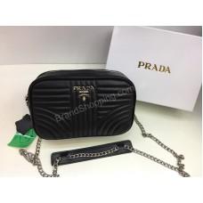 Хит!Сумка Prada Lux из натуральной кожи в полном комплекте арт 20103