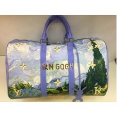 Спортивно-дорожная сумка Louis Vuitton Van Gogh арт 20119