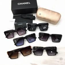 Очки Chanel в полном комплекте арт 21184
