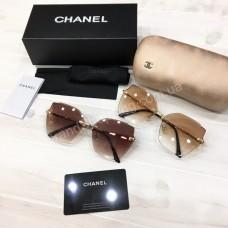 Очки Chanel в полном комплекте арт 21186