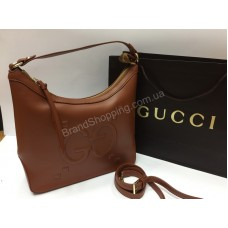 Женская кожаная сумочка Gucci 1469