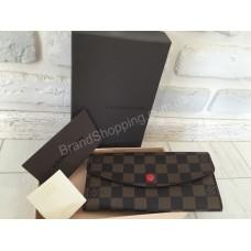 Стильный кошелек Louis Vuitton в коробке 0115