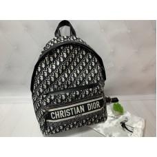 Рюкзак Christian Dior из ткани реплика арт 20313