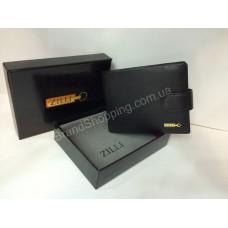 Мужской кожаный кошелек Zilli 0118s