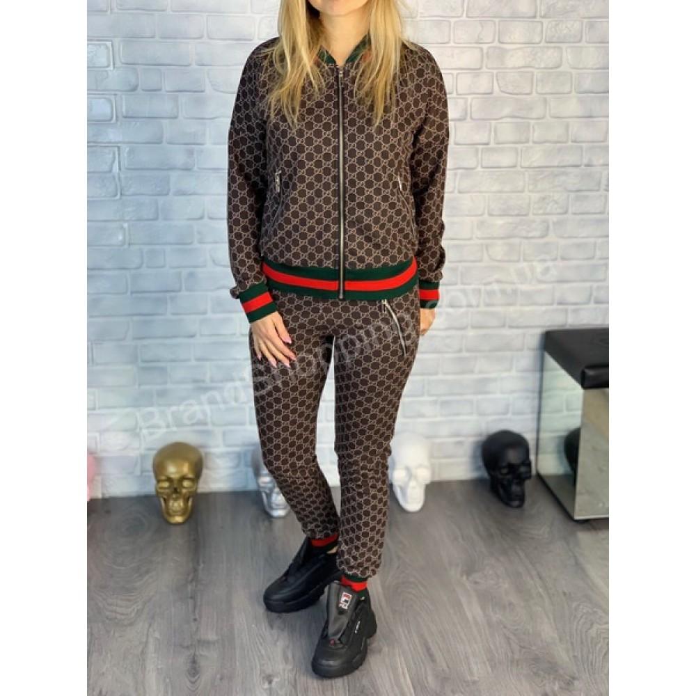 Спортивный костюм женский Gucci (реплика) GG0847