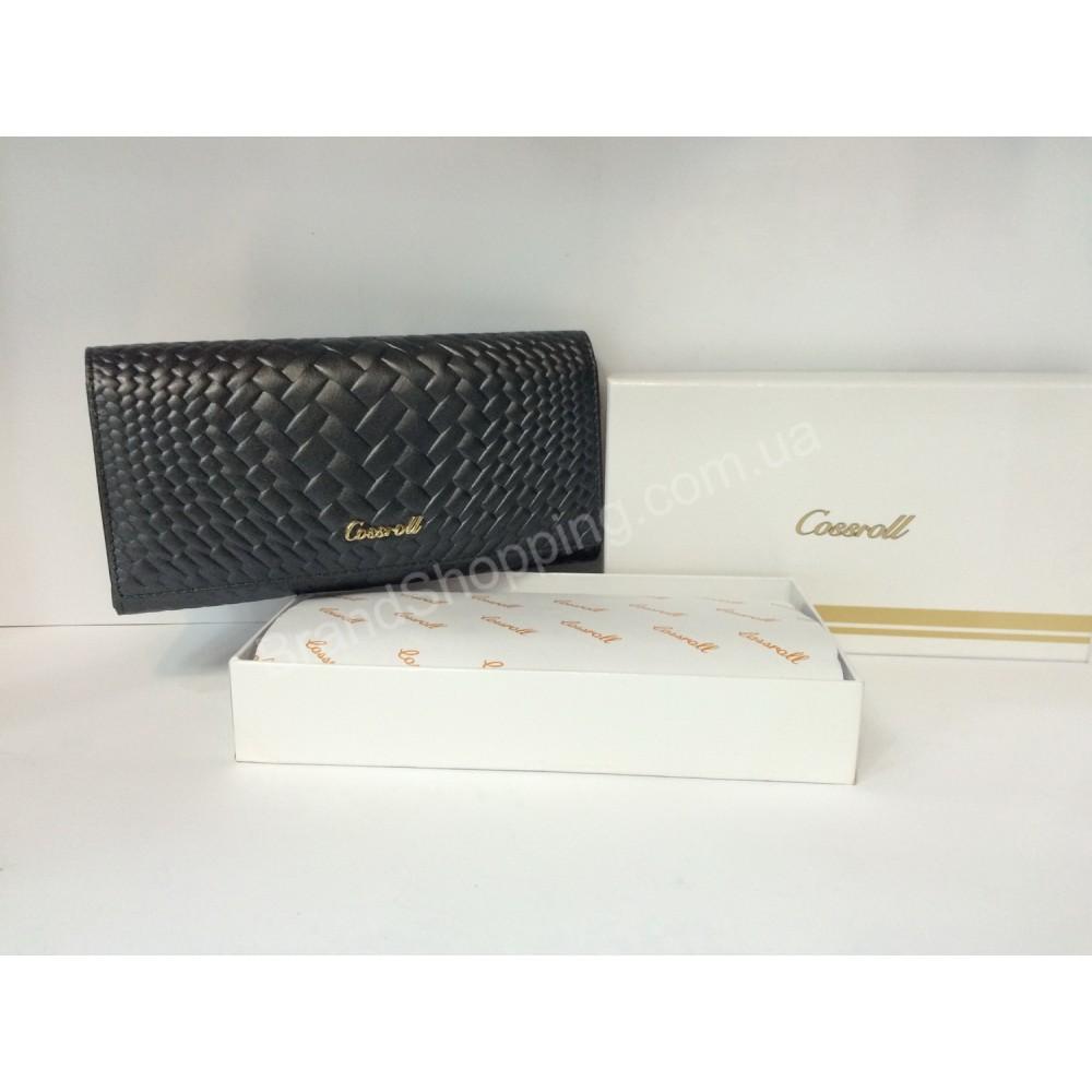 Женский кожаный кошелек Cossroll 0126s