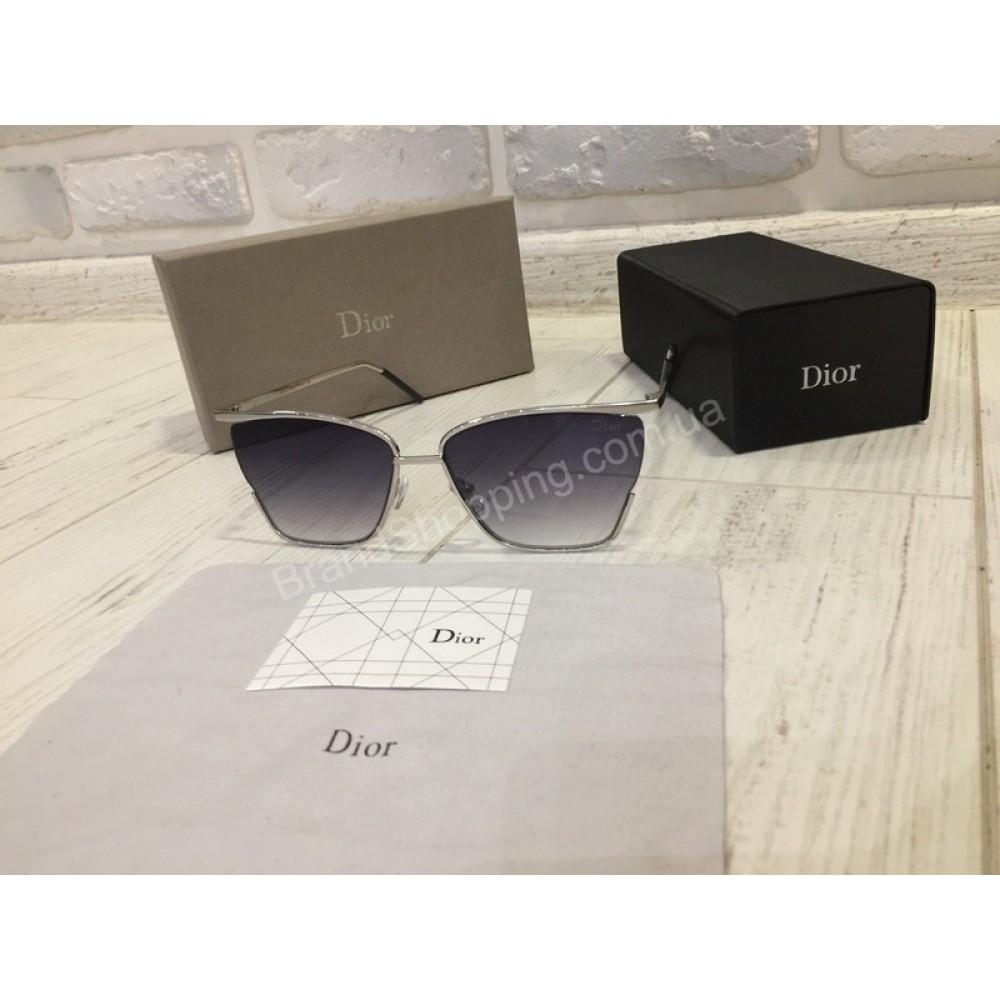 NEW 2018!!Очки солнцезащитные DIOR  в полном комплекте 1770