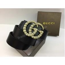 Ремень Gucci из натуральной кожи в подарочной упаковке арт 20161