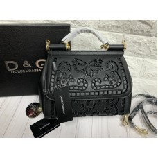 Сумки Dolce& Gabbana реплика натуральная кожа арт 20319