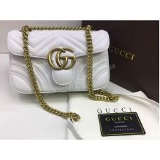 NEW 2018 Шикарная сумочка Gucci из натуральной кожи в Lux качестве в полном комплекте есть номерной знак арт 2086