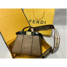 Стильная сумочка Fendi копия класса ААА реплика арт 20328