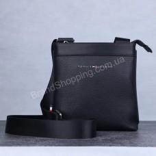 Мужская сумка Tommy Hilfiger в черном цвете арт 20329