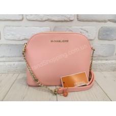 Оригинальная женская сумка Michael Kors Lux розовая 2170P