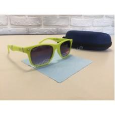 NEW!Летние очки Ray Ban в яркой  оправе лимонного цвета 1796