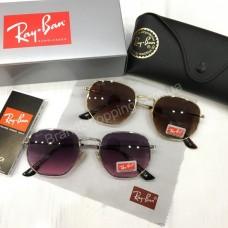 Очки Ray Ban в полном комплекте арт 21436