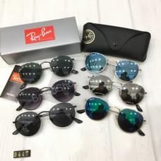 Стильные очки Ray Ban в полном комплекте арт21444