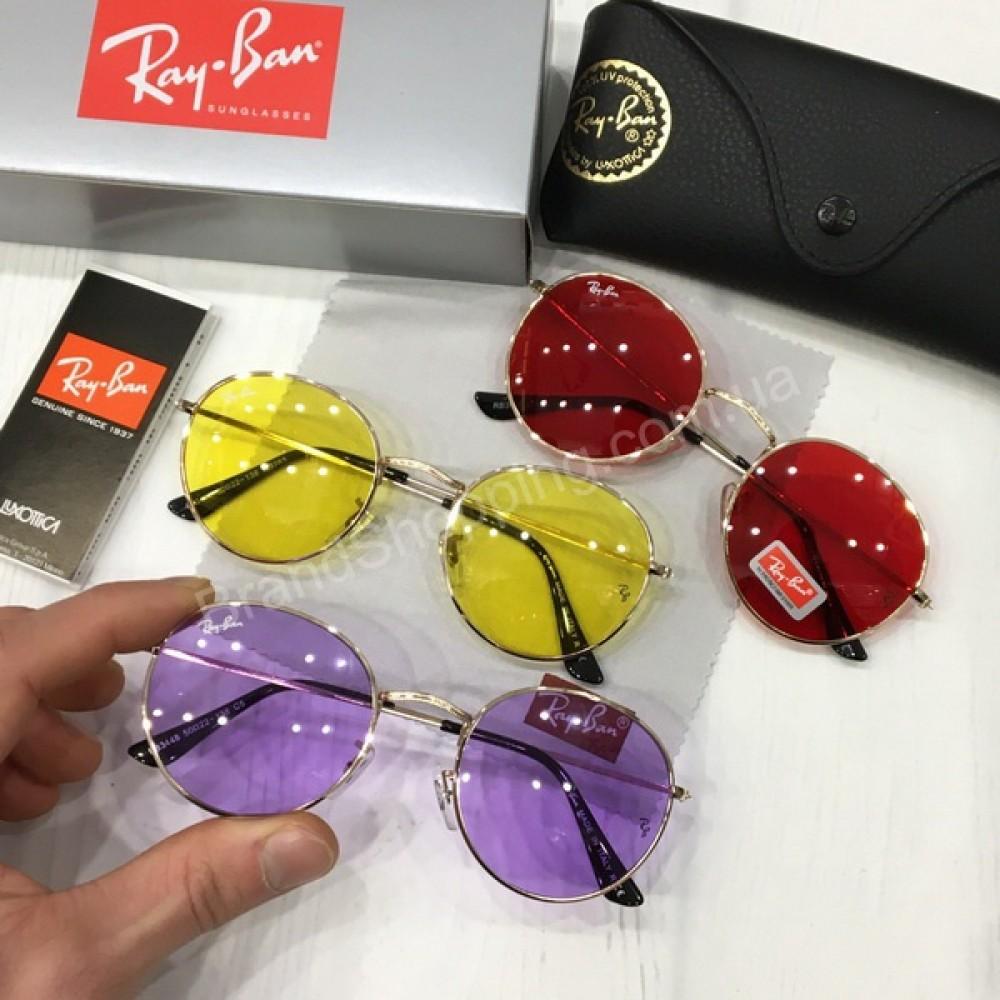 Стильные очки Ray Ban в полном комплекте арт21445
