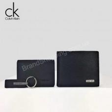 Набор кошелек и брелок в комплекте Calvin Klein арт 20353