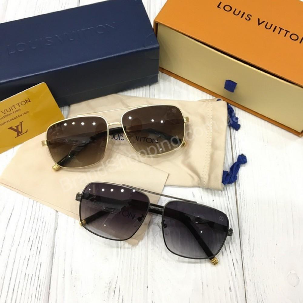 Мужские очки Louis Vuitton арт21456