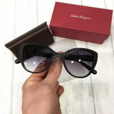 Женские очки Salvatore Ferragamo в матовой оправе арт21462