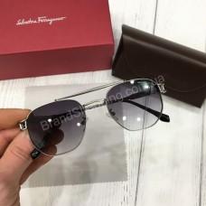 Женские очки Salvatore Ferragamo в полном комплекте арт21463