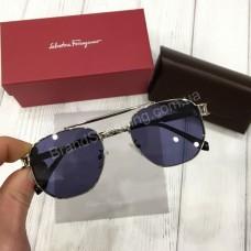 Женские очки Salvatore Ferragamo в полном комплекте арт21467