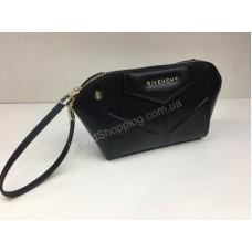 Сумочка Givenchy mini черная два ремня 1515