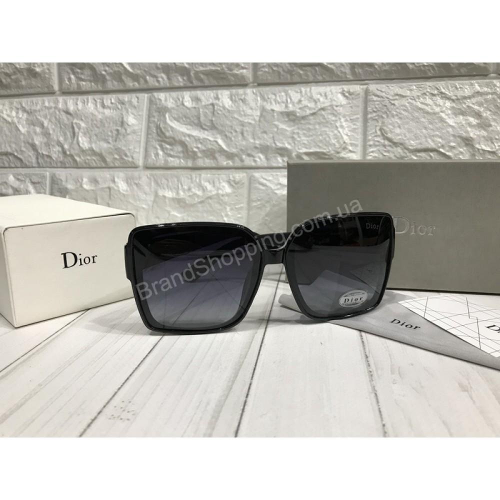Очки Dior реплика в полном комплекте арт 20576