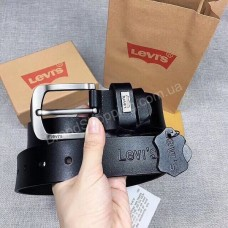 Стильный ремень Levis в подарочной упаковке арт20368