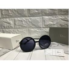 Стильные круглые очки Dior в полном комплекте арт 20579