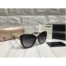 Стильные очки Chanel реплика в полном комплекте арт 20584