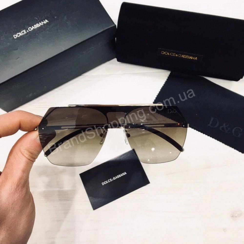 Очки солнцезащитные унисекс Dolce&Gabbana арт 21506