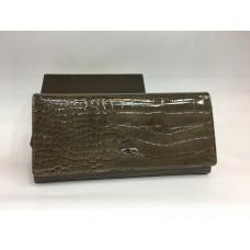 Женский кошелек Cossroll серый 1404