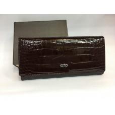 Женский кошелек Cossroll коричневый 1405