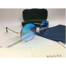 NEW 2018 Очки солнцезащитные круглые Gucci цвет хамелеон арт 2040