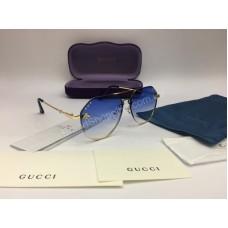 NEW 2018 Очки Gucci цвет хамелеон украшены стразами Swarovski  арт 2041