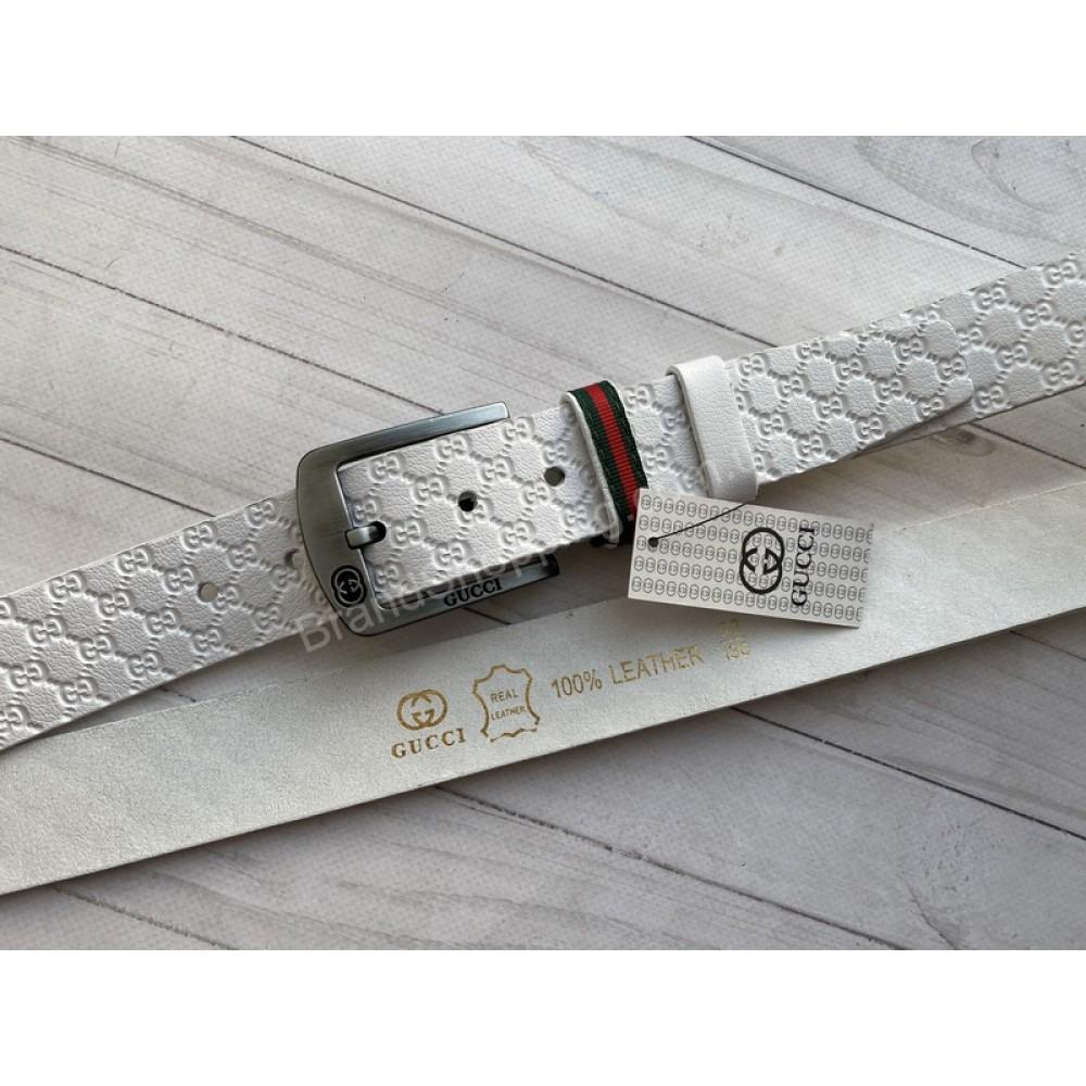 Ремень Gucci из натуральной кожи арт21480
