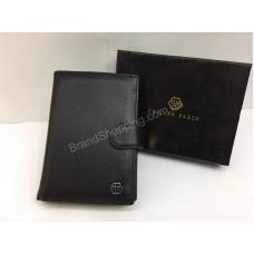 Функциональный кошелек с отделениями под паспорт и права из натуральной кожи арт 20190