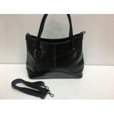 Элегантная женская кожаная сумочка 1447